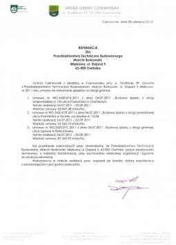 Czerwonak-Zjazdy