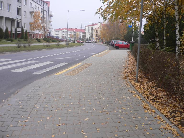 Roboty drogowe w Poznaniu
