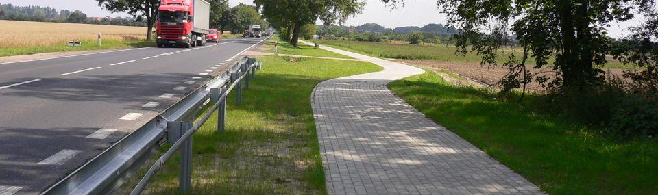 Strzałkowo – ścieżka rowerowa
